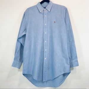 Ralph Lauren Men's Button Down Dress Shirt - #1020
